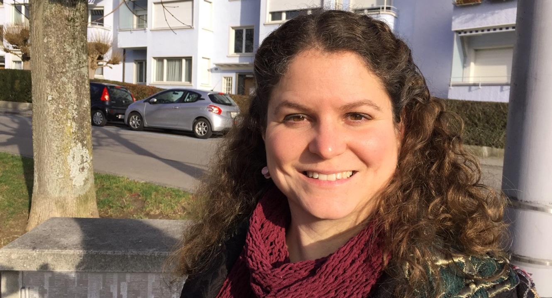 Abschied gestalten: Murielle Kälin aus Starrkirch bei Olten