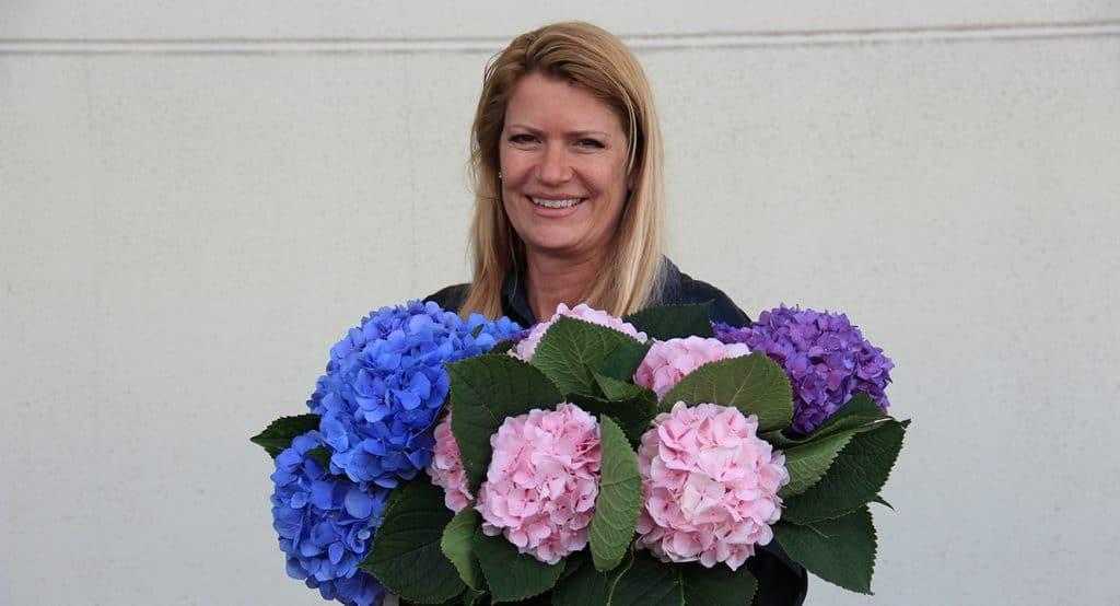 Simone Gumpp ist Chefredaktorin der Fachzeitschrift «Florist»