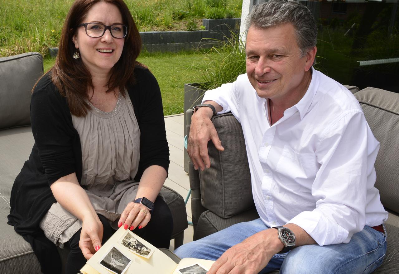 Sterbefasten: Ilona Scherer und Martin Schuppli