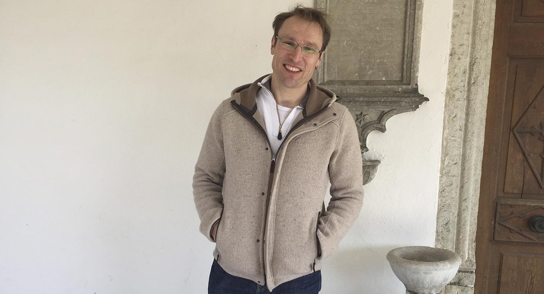Trauerfeier: Adrian Wicki, studierter katholischer Theologe ist Pfarreileiter in Härkingen SO.