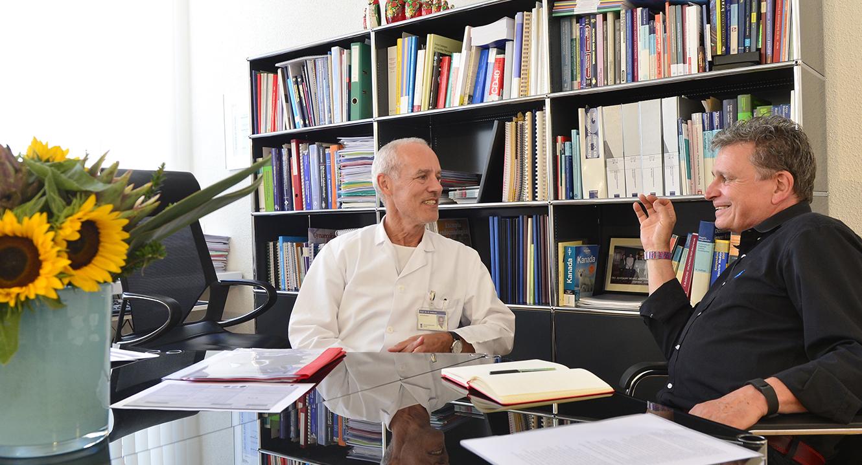 Wann beginnt das Leben? Fortpflanzungsmediziner Prof. Bruno Imthurn antwortet.