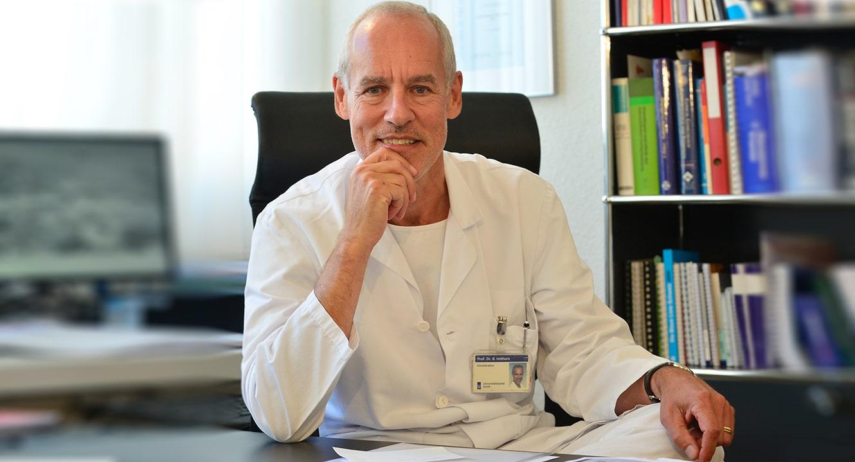 Fortpflanzungsmediziner Bruno Imthurn, Professor an der Universität Zürich