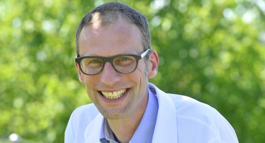 Sterbefasten: Dr. med. Markus Minder, Leiter Akutgeriatrie und Palliative Care am Spital Affoltern