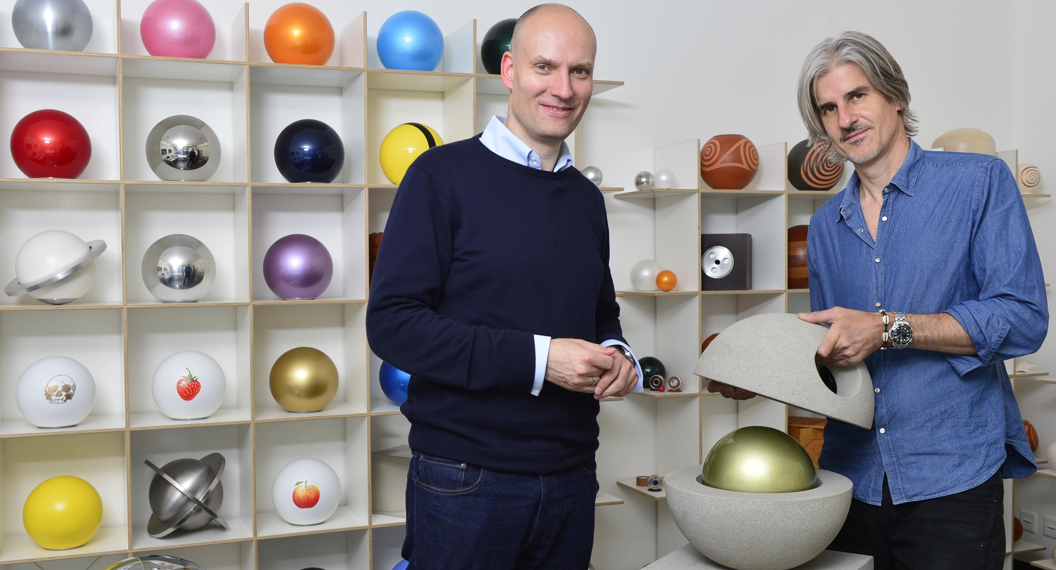 Urnen: Thomas Schär und Prof. Thomas Hensel