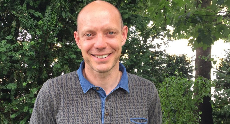 Stefan Brechbühl führt als Co-Leiter den stationären Bereich im Hospiz Aargau