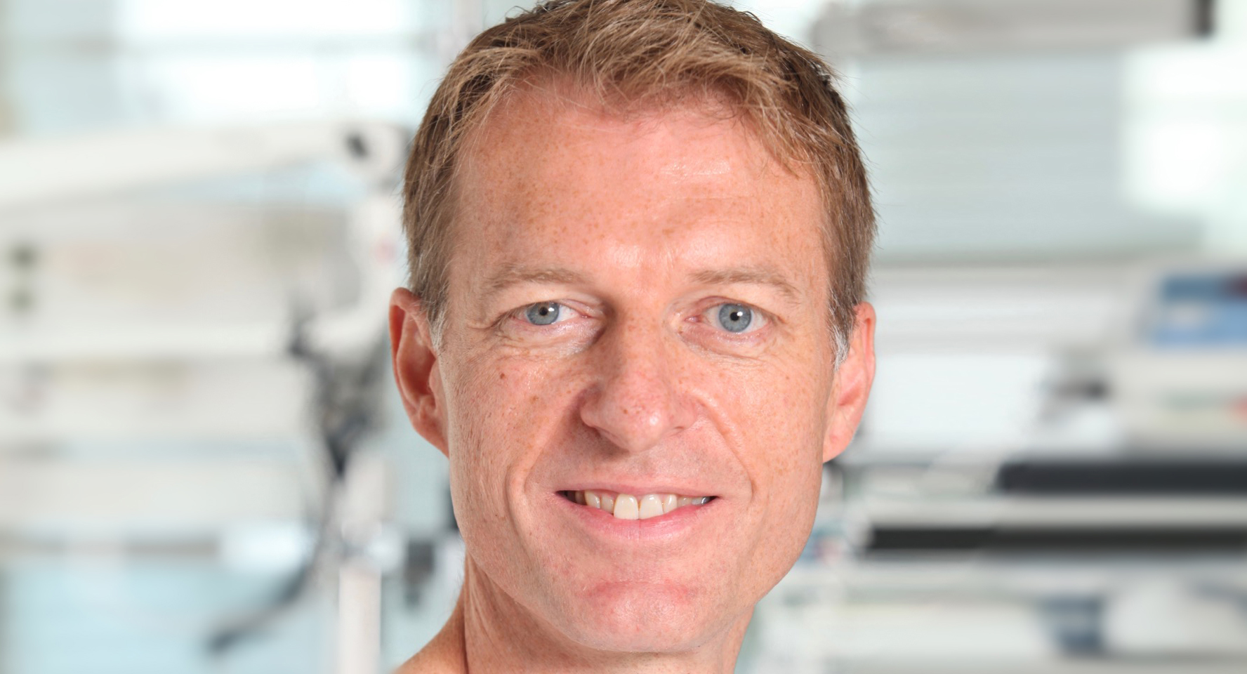 Intensivmediziner PD Dr. med. Markus Béchir, Paraplegigkerzentrum Nottwil LU.
