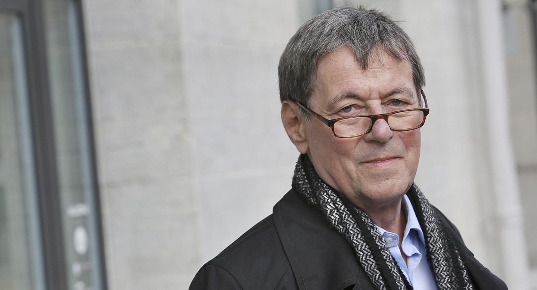 Trauerredner Jörg Bertsch.