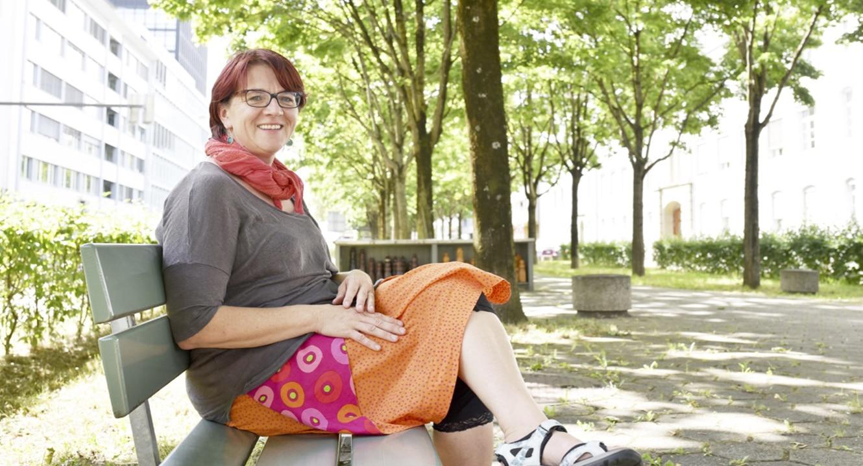 Christine Friedli, Trauer im Herbst