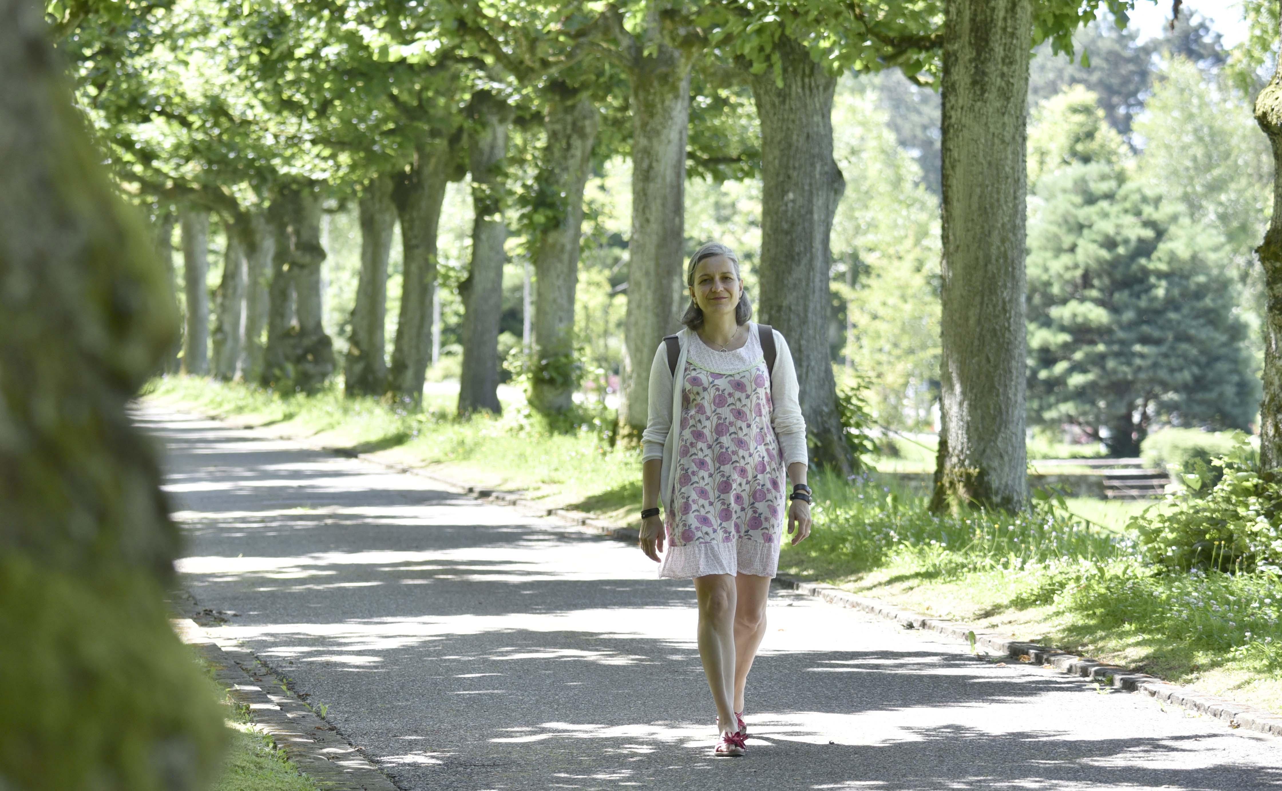 Das Sterben am Anfang eines Lebens gehört zum Beruf der Hebamme: Anna Margareta Neff, Leiterin der Fachstelle Kindsverlust.ch