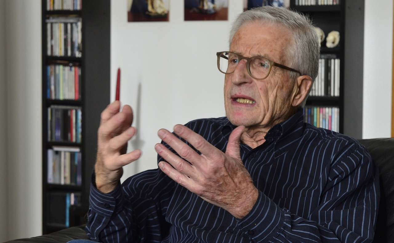 Rolf Lyssy zu Sterbehilfe