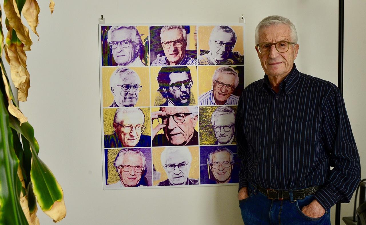 Rolf Lyssy spricht über seine Depression
