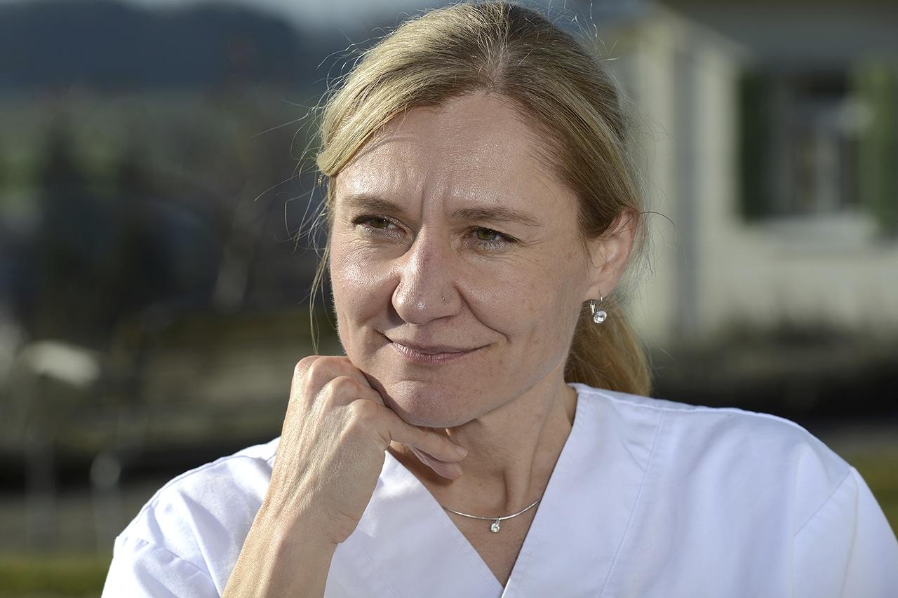 Sandra Curschellas: