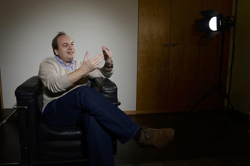 Befasst sich mit Suizid: Dr. Tim Klose, Psychiater und Psychotherapeut