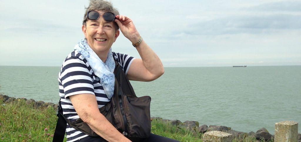 Dorette Lüdi, starb am 1.2.2018