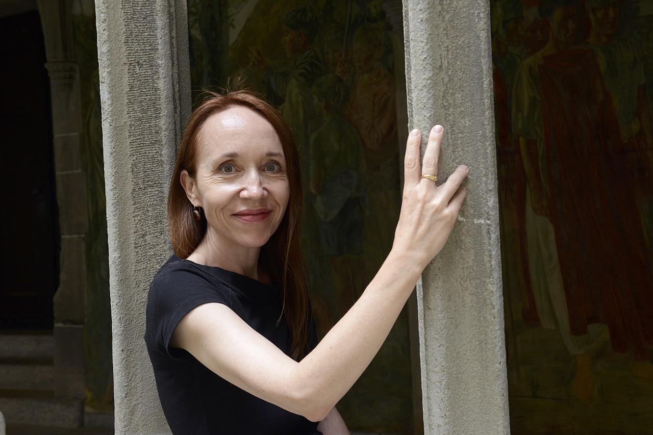 Kollektives Trauern. Esther Hürlimann