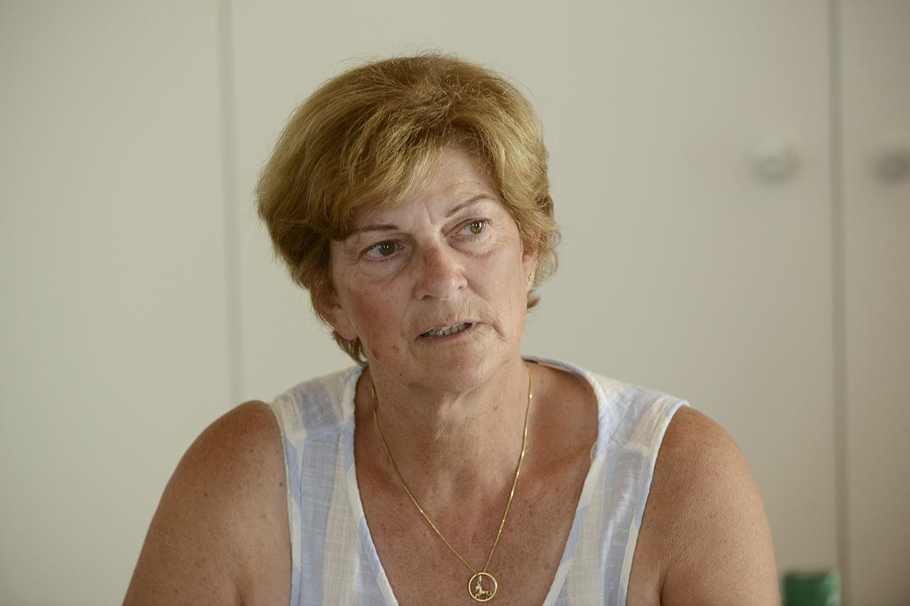 Elsbeth, betreut von Trauerbegleiterin Heidi Hofer
