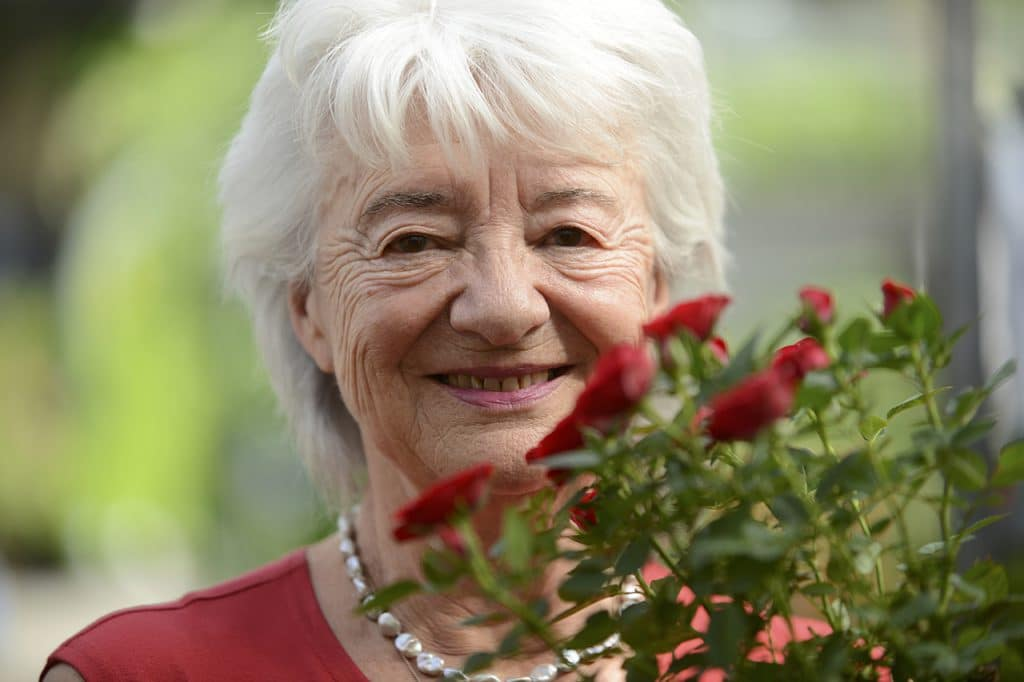 Trauerbegleiterin Heidi Hofer