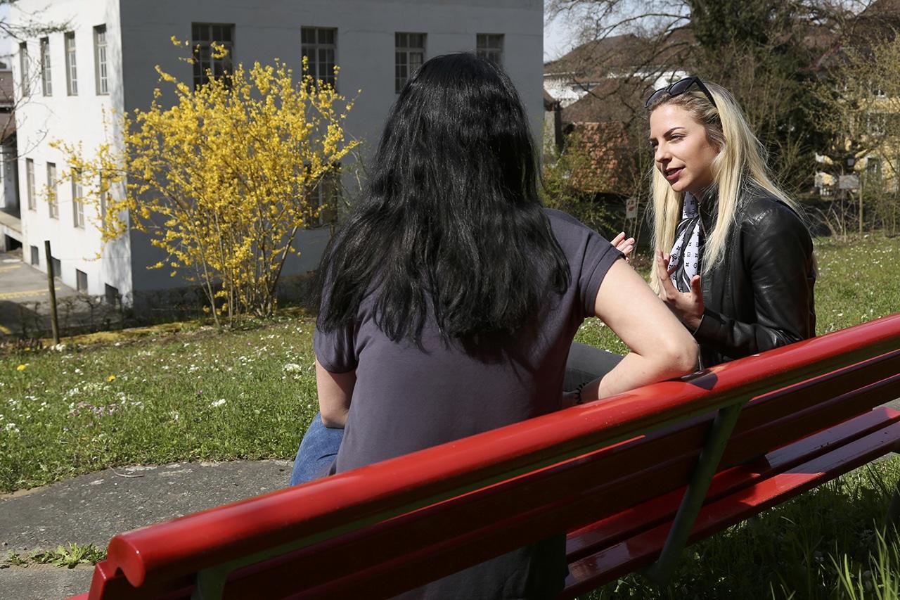 Suizidversuch Sophia mit Michelle Zingg