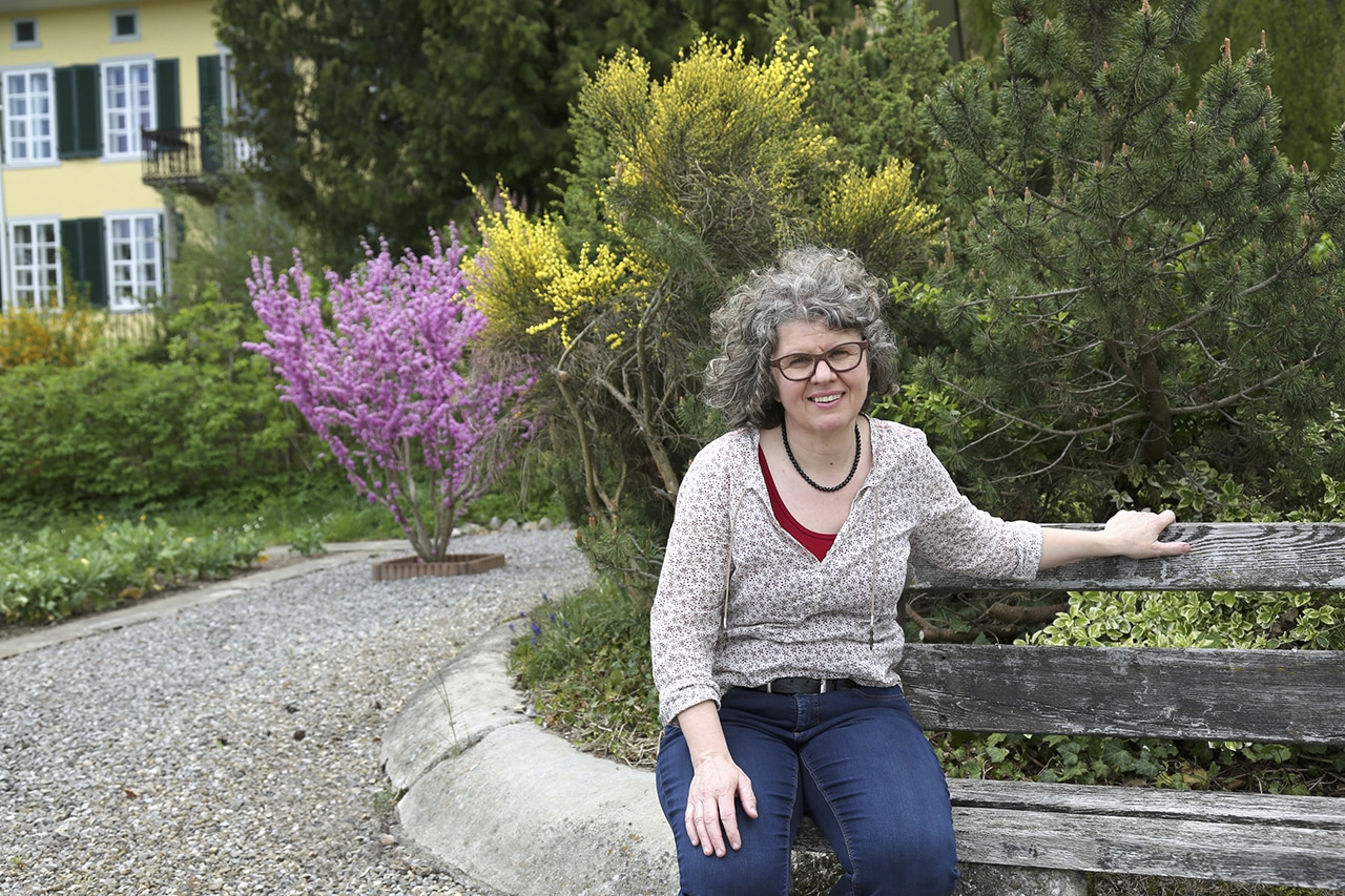 Iris Frey, Palliativpflegefachfrau