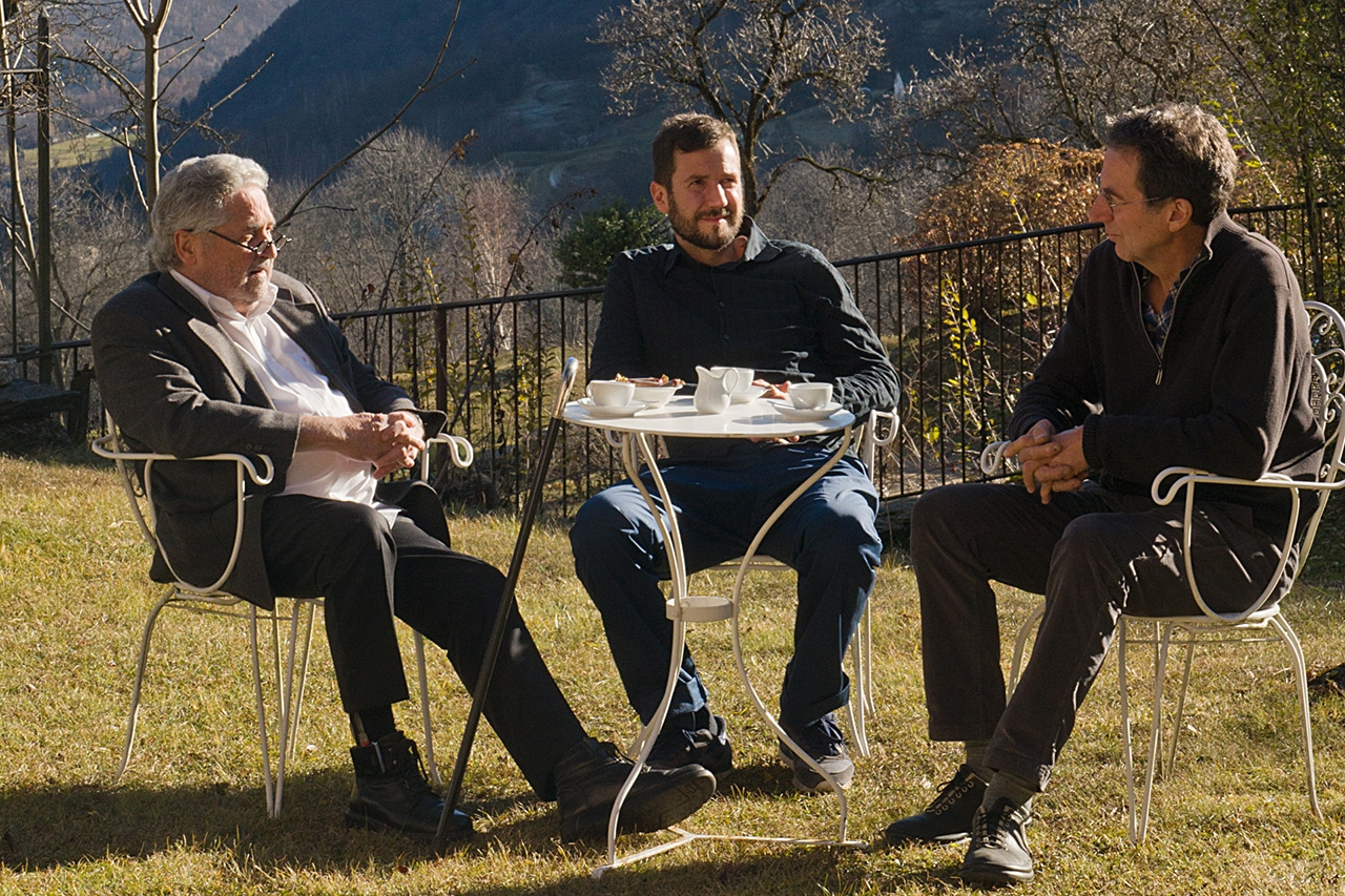 Freitod, Gregor Frei, Filmregisseur (Mitte)
