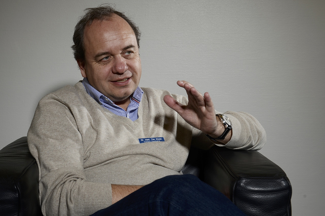 Freitod, Dr. med. Tim Klose, Chefarzt Psychiatrie am Spital Affoltern