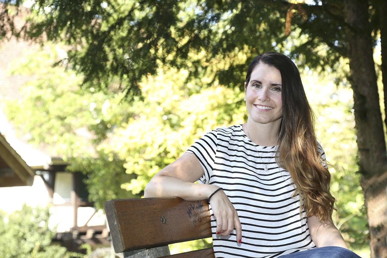 Kindsverlust: Tabea stand ihrer Freundin Liza bei