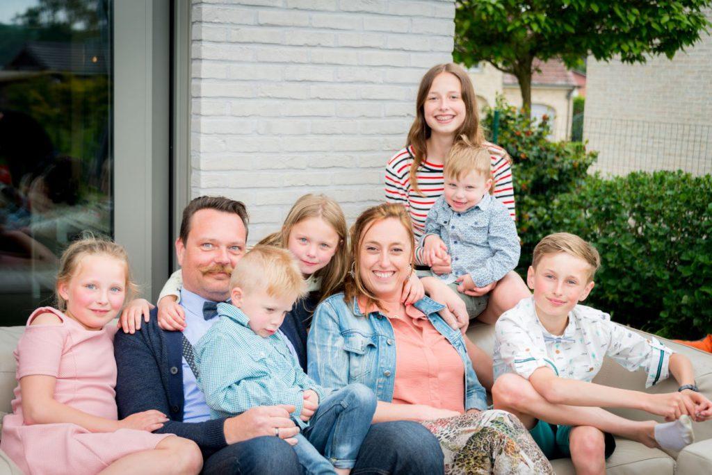 In einer Patchwork Familie richtig vererben