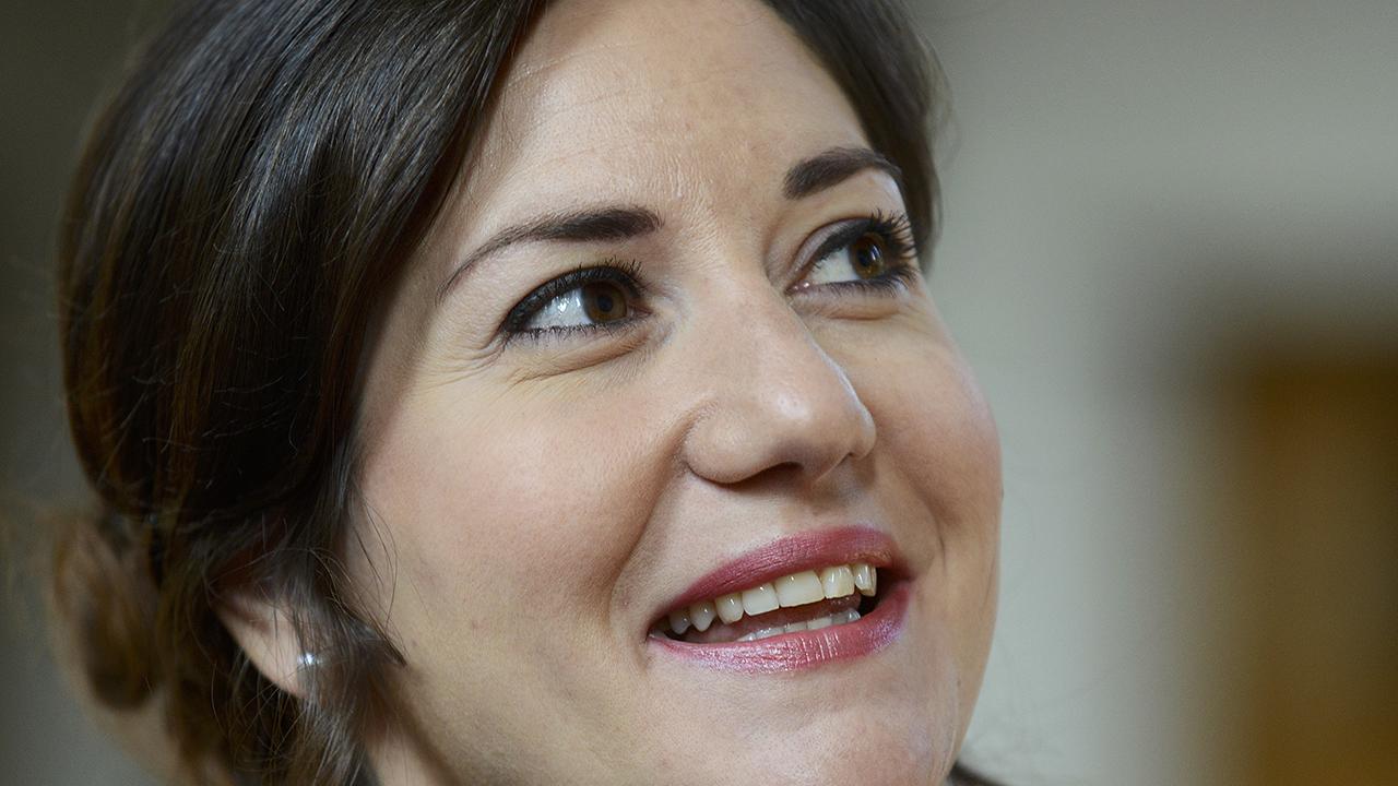 Anna Vichery, Trauersängerin