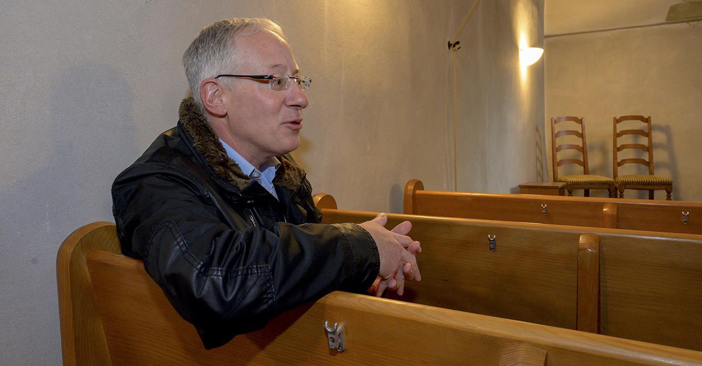 Markus Freudiger, Geschäftsleiter der Lepra-Mission Schweiz