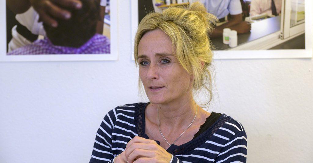 Sabine Lüthy, Geschäftsführerin RuediLüthy Fondation