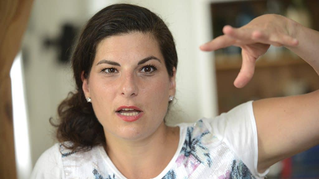 Schwere Geburt, Ivana D'Addario