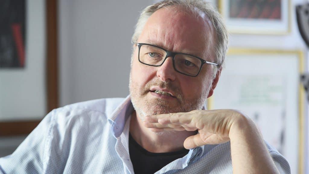 Theologe Karsten Risseeuw
