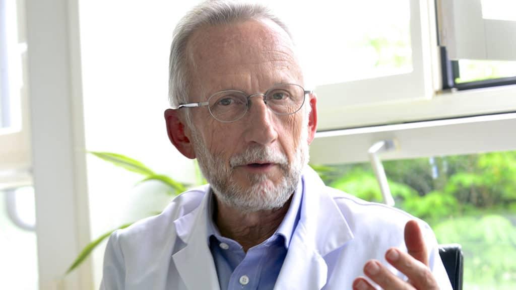 Dr. med. Roland Kunz, Chefarzt Waidspital Zürich