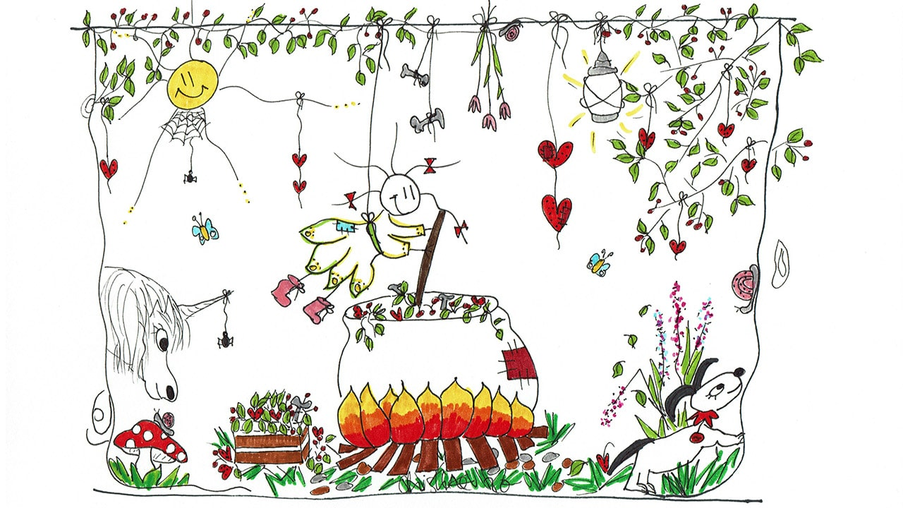 Illustration: Christine Friedli
