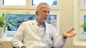 Corona-Seuche: Palliativmediziner Dr. Roland Kunz, Chefarzt Geriatrie im Zürcher Waidspital.