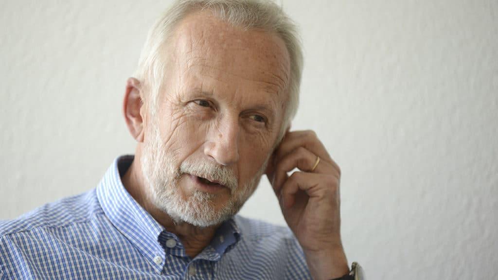 Palliativmediziner Roland Kunz