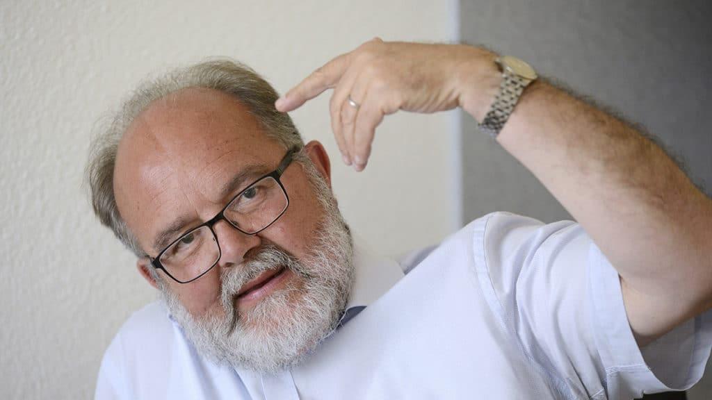 Heinz Rüegger, Gerontologe und Ethiker
