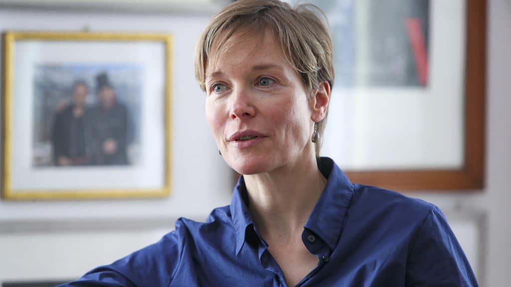 Dr. med. Ina Bujard, Oberärztin am Spital Walenstadt