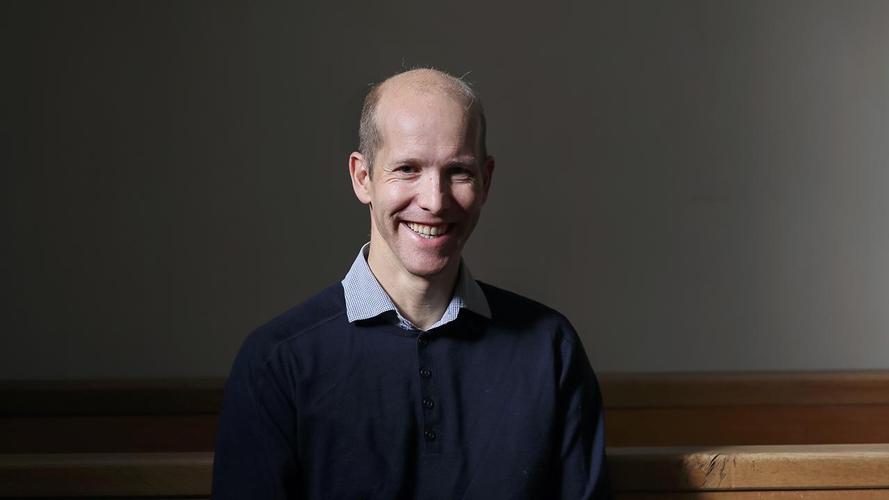 Tom Hofer, Verantwortlicher für das Privatspender-Fundraising bei CO-OPERAID. (Foto: Eddy Risch)