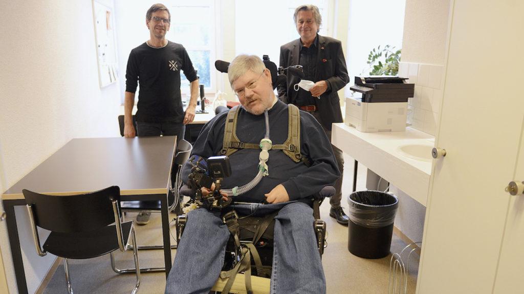 Lukas Fischer, Marc von Arx, Martin Schuppli