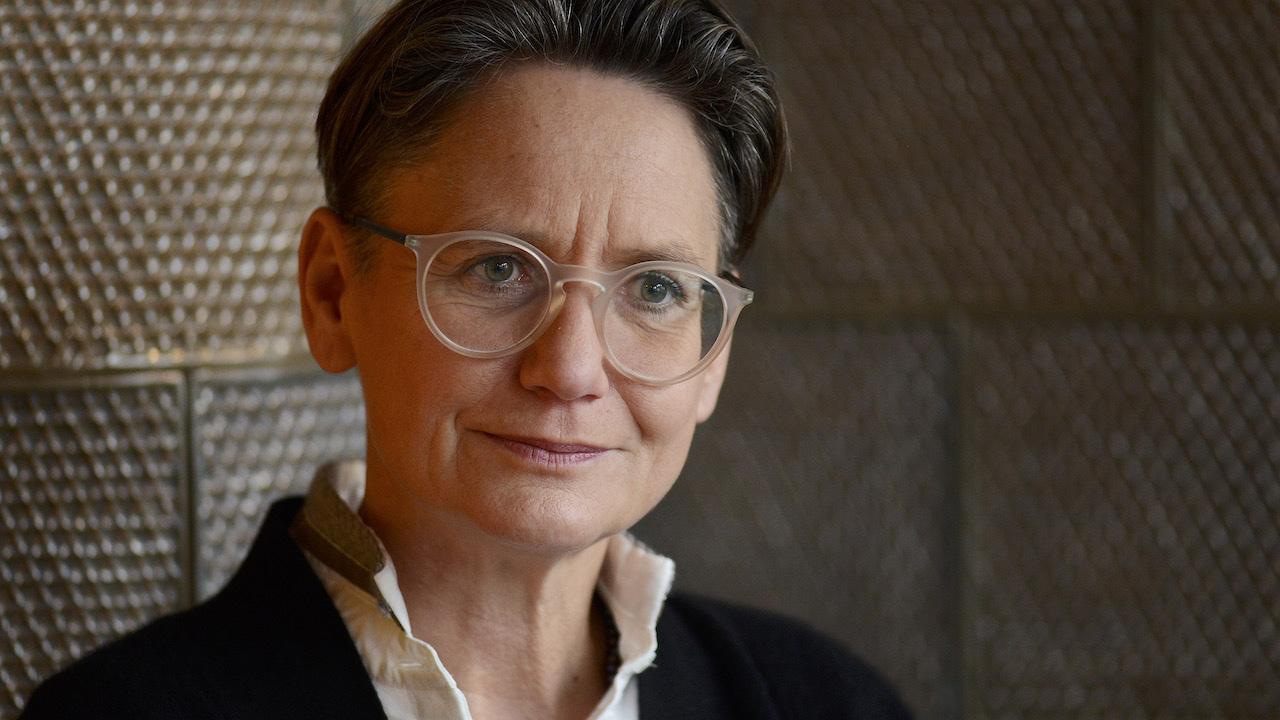 Angela Grossmann, Geschäftsführerin der Stiftung Vivendra